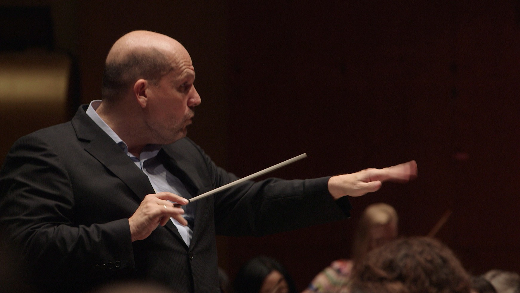 Jaap van Zweden - A Maestro on World Tour
