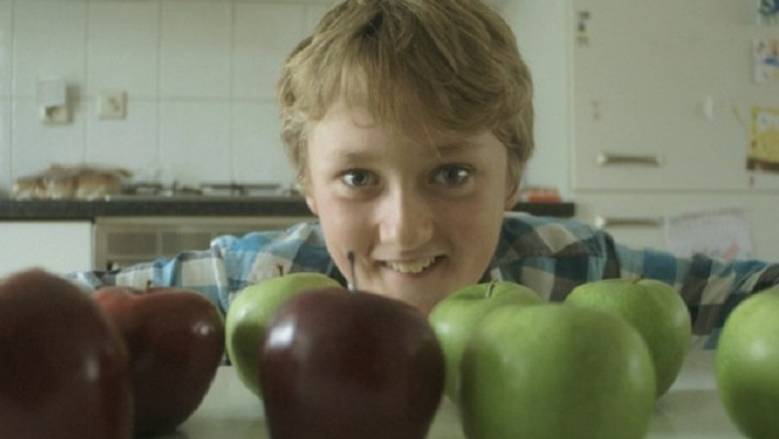 Merlijn and the Red Apple